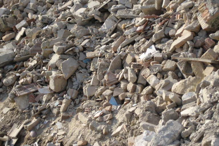 MISCHSCHUTT, VERSCH. MINERAL. BESTANDTEILE Abfallschlüssel: 170107 Sortennummer: 122274 Lieferwerke: Recyclingwerk