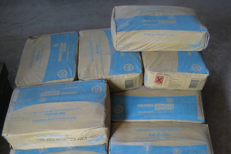 PM- BINDER 25 kg Sack Sortennummer: 122684 Lieferwerke: Recyclingwerk