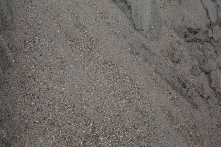 RHEINSAND (QUARTÄR) (0/2B)* 0-2 mm, gewaschen Sortennummer: 122399 Lieferwerke: Kieswerk Niederrhein , Recyclingwerk