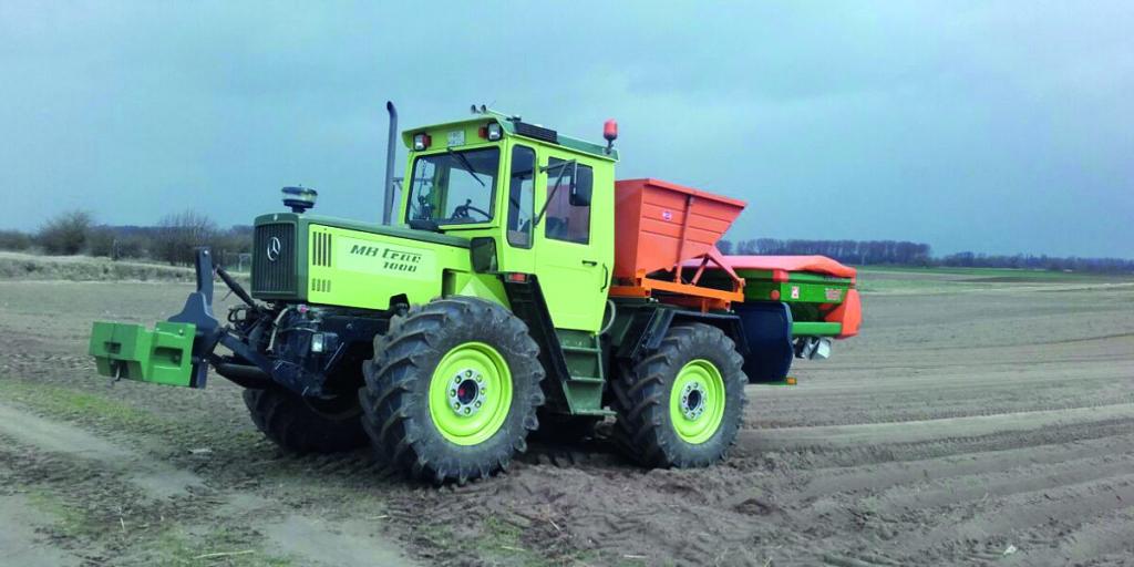 Landwirtschaft - Büttel GmbH